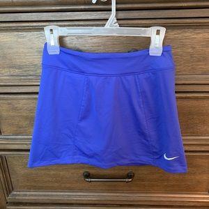 Nike golf dri fit skirt